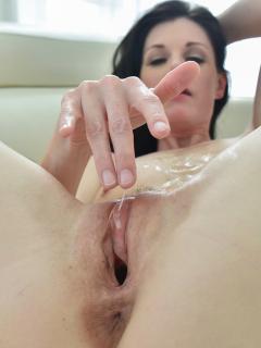 Tasting His Cream